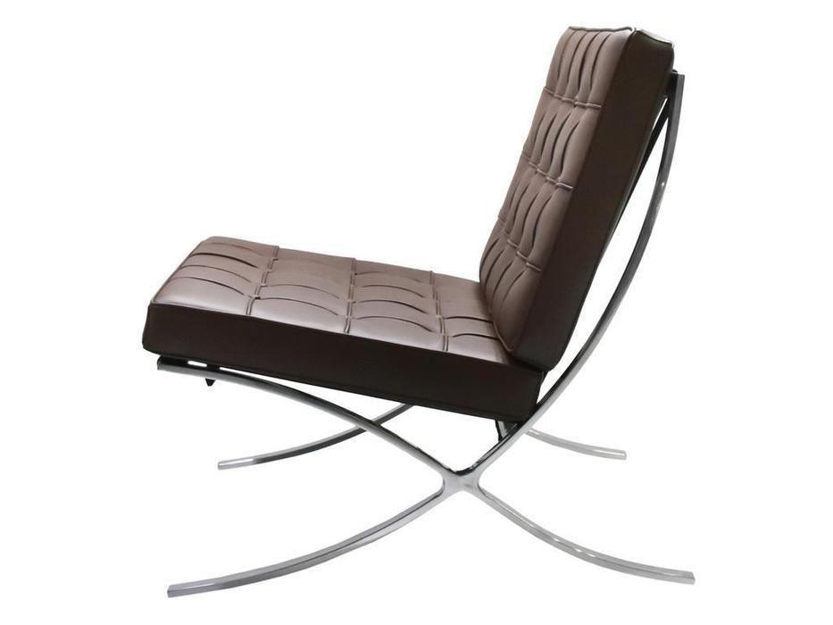 Bradexhome: Barcelona: кресло  (коньячный)