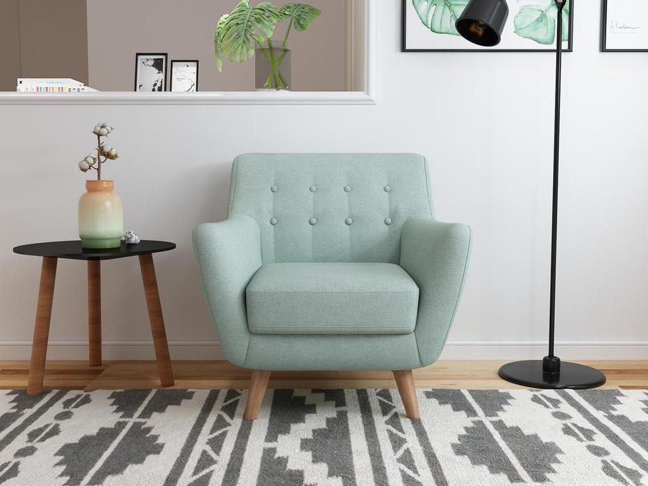 Bradexhome: Picasso: кресло  (бирюзовый)