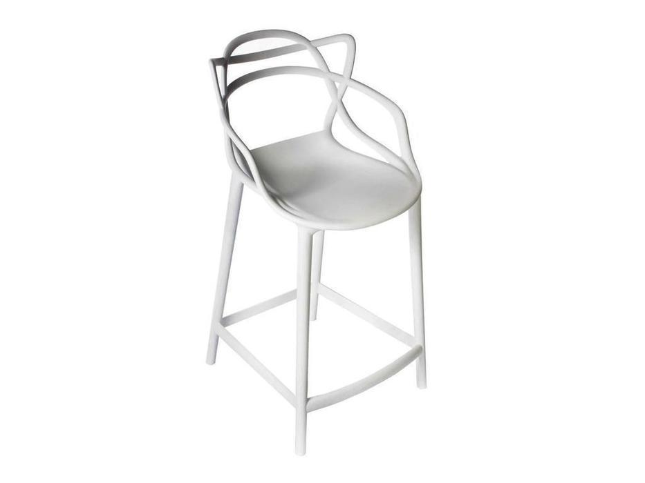 Bradex: Masters: стул  полубарный (серый)