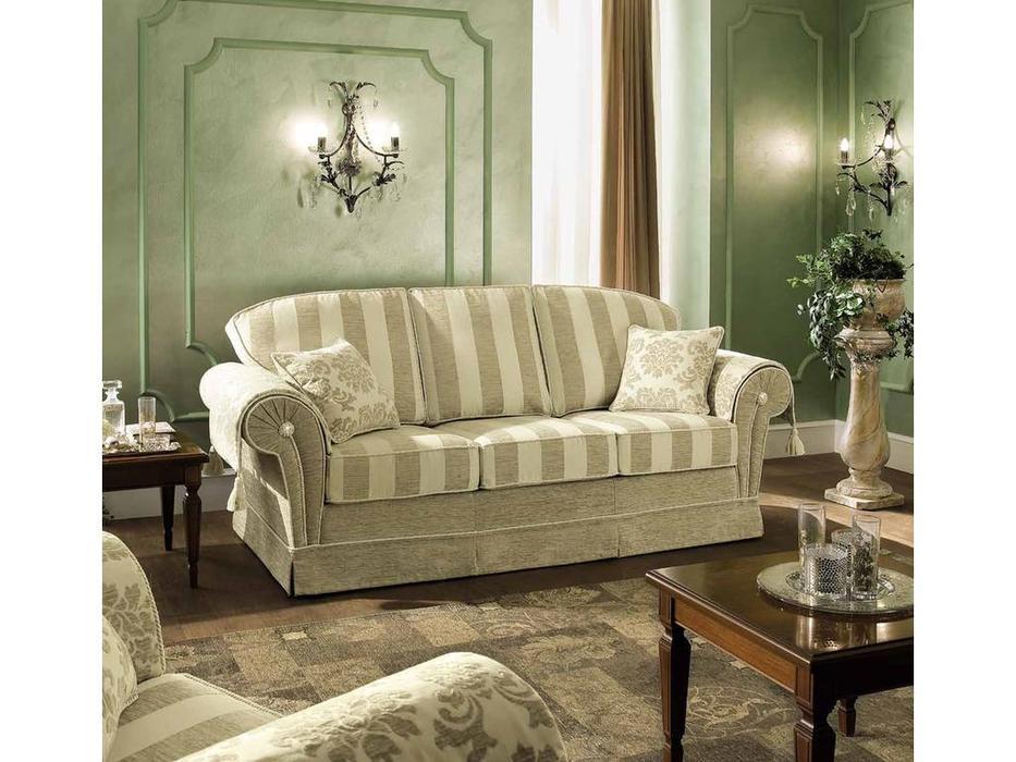 Camelgroup: Nostalgia: диван 3 местный  (ткань)