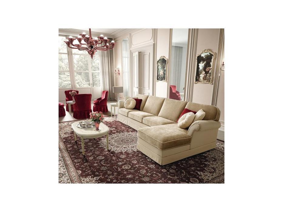 Camelgroup: Treviso: диван угловой раскладной  (ткань 04)