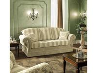 Camelgroup: Nostalgia: диван 3 местный раскладной (ткань)