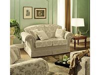 Camelgroup: Nostalgia: диван 2 местный раскладной (ткань)