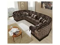 Camelgroup: Décor: диван угловой (ткань)