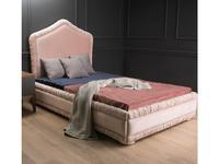 TheBed: Pink Dream: кровать с подъемным механизмом 140х200  (ткань)